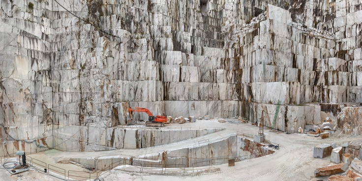 Carrara Marble Quarries, Courtesy Flowers Gallery, London and Metivier Gallery, Toronto online version